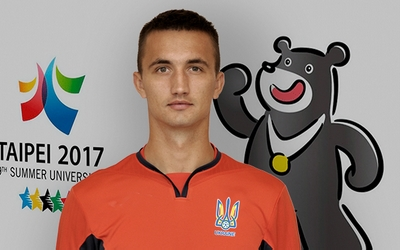 Екс-воротар ФК Тернопіль виступив на Універсіаді у Тайбеї
