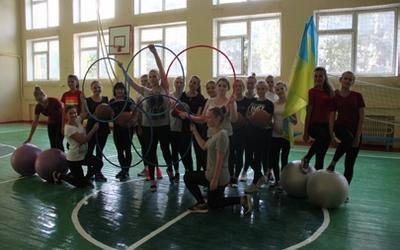 Чортківський гуманітарно-педагогічний коледж відзначив свято фізичної культури і спорту