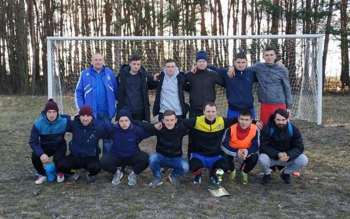 """Кременецькі """"Три валети"""" – переможці турніру на Рівненщині!"""