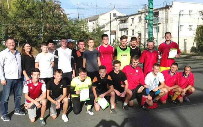 На Гусятинщині відзначили День фізичної культури і спорту України