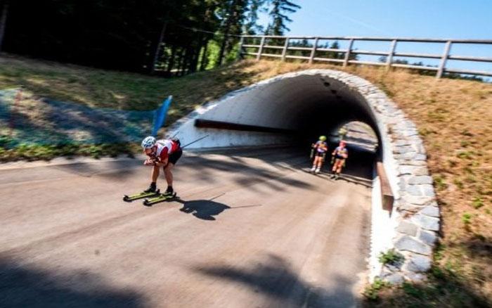 Сьогодні тернополяни проведуть спринтерську гонку з біатлону на Чемпіонаті світу