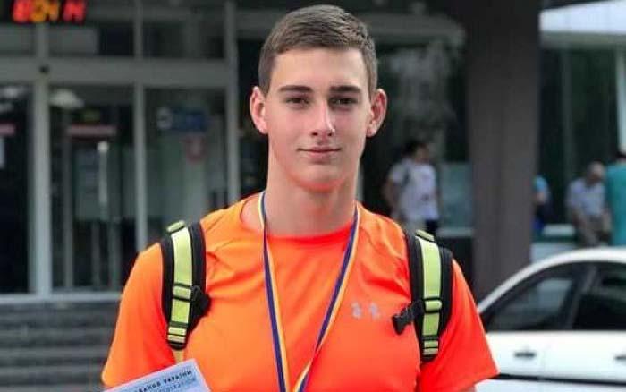 Сергій Лисобей став срібним призером на Чемпіонаті України