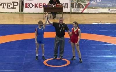 Тернопільська борчиня Аліна Сивак отримала ліцензію на участь у чемпіонаті Європи