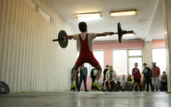 У Тернополі відбувся чемпіонат області з важкої атлетики