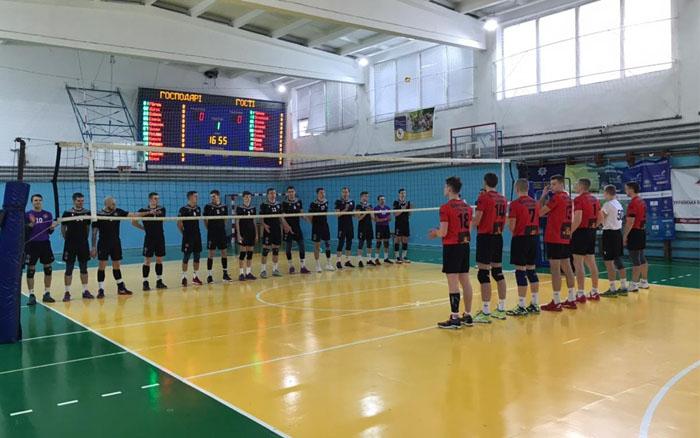 """Тернопіль прийме фінал """"чотирьох"""" вищої волейбольної ліги України"""