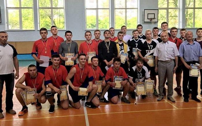 У Тернополі відбулась Відкрита Універсіада міста з гандболу