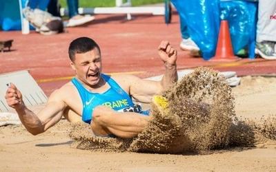 Легкоатлет Сергій Крук — бронзовий призер чемпіонату України