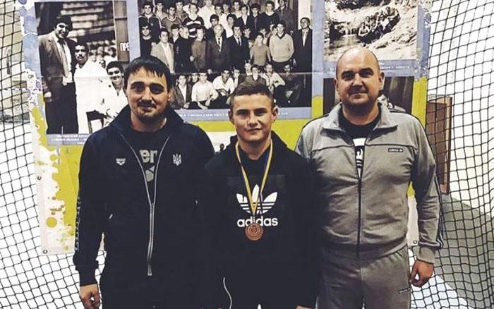 Тернополянин став призером Всеукраїнського турніру з греко-римської боротьби