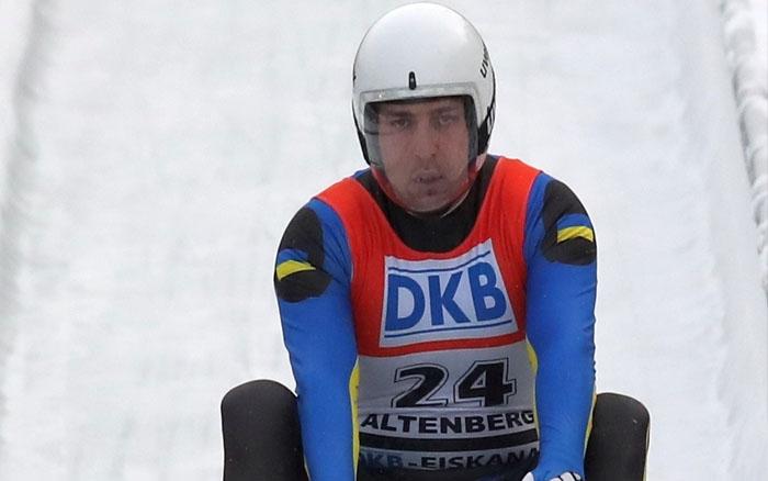 Кременчанин Андрій Мандзій припинив участь у Олімпыйських іграх