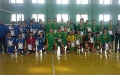 Найкращі волейболісти серед школярів — у Теребовлянському районі