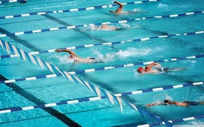 В Тернополі провели чемпіонат області з плавання