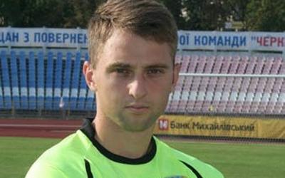 ФК Тернопіль підписав нового воротаря
