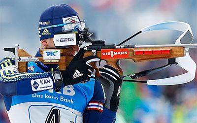 Дмитро Підручний на 6-му місці завершив спринт на кубку IBU