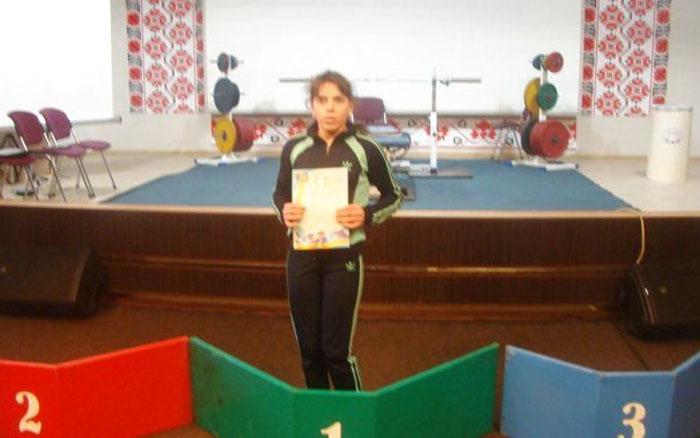 Тернополянка здобула дві нагороди на чемпіонаті України з пауерліфтингу