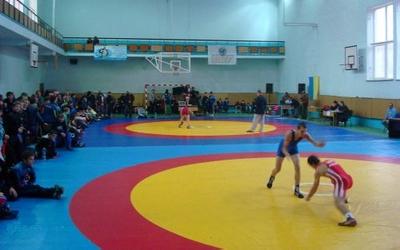 У Тернополі проходить Міжнародний турнір з вільної боротьби