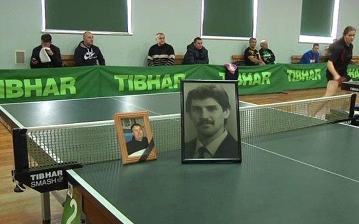 Перший Відкритий чемпіонат Тернопіьської області із настільного тенісу відбувся у Кременці