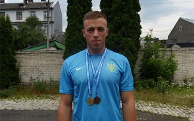 Чемпіон світу каноїст Ельнур Ахадов: