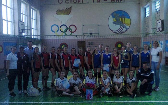 В Гусятині відбувся волейбольний турнір пам'яті Тетяни Сосновської(ФОТО)
