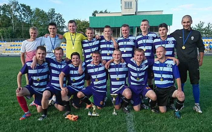 Учасники кубку Тернопільської області розіграли кубок Підволочиського району