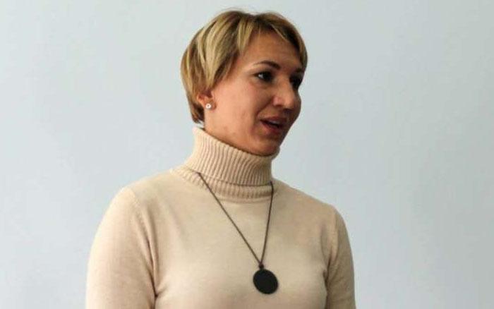 Олену Підгрушну переобрали головою Тернопільського відділення НОК України