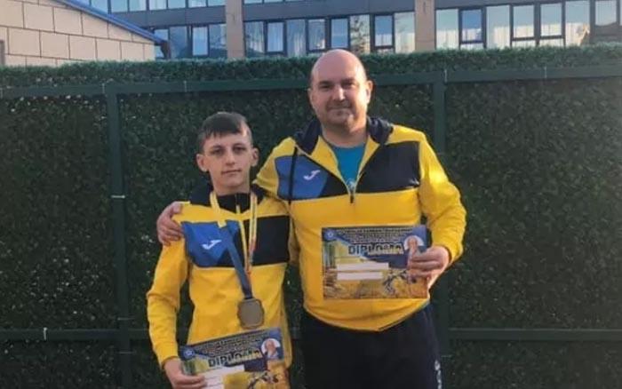 Тернопільський борець переміг у Міжнародному турнірі