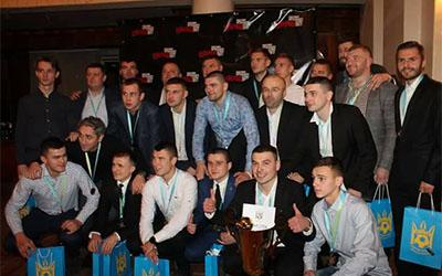 Закриття футбольного сезону в області: нагородили кращих(ВІДЕО)