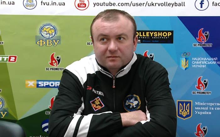 """Віктор Туркула: """"Билися за кожен мяч, повзали по підлозі та бігали по рекламним щитам"""""""