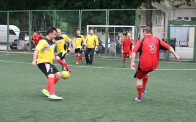 Краще журналістів у міні-футбол грають депутати