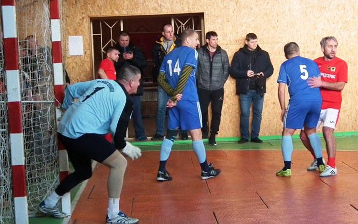 Команди запрошуються на Ветеранську лігу з міні-футболу