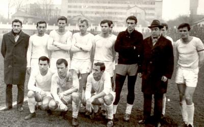 45-років тому тернопільський Авангард став чемпіоном України з футболу