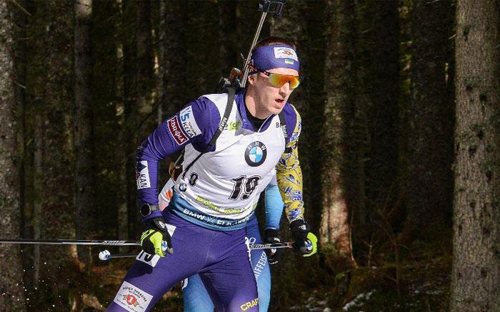 Дмитро Підручний фінішував за крок від медалі на Кубку світу