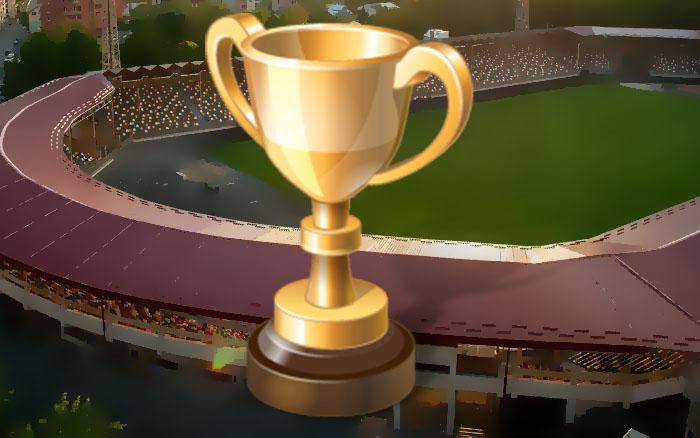 26 жовтня – фінал кубка Тернополя!