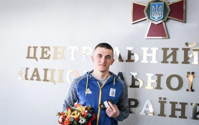 Підручний отримав звання молодшого лейтенанта в Нацгвардії України
