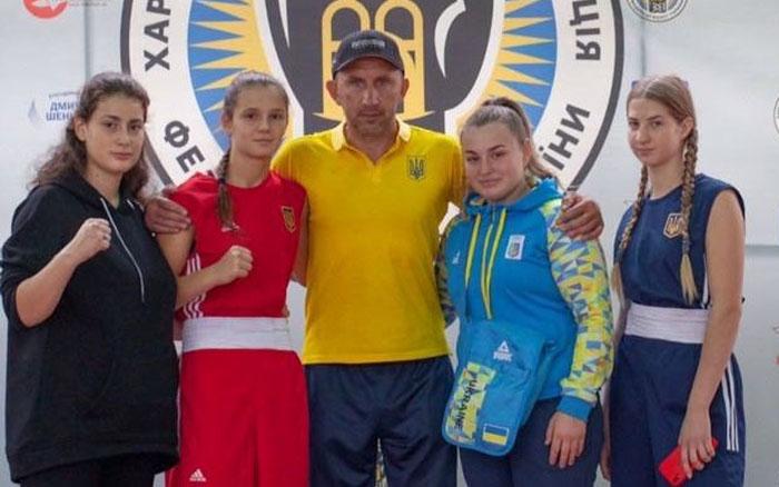 Спортсменки з Тернополя гідно представили місто на Чемпіонаті України з боксу