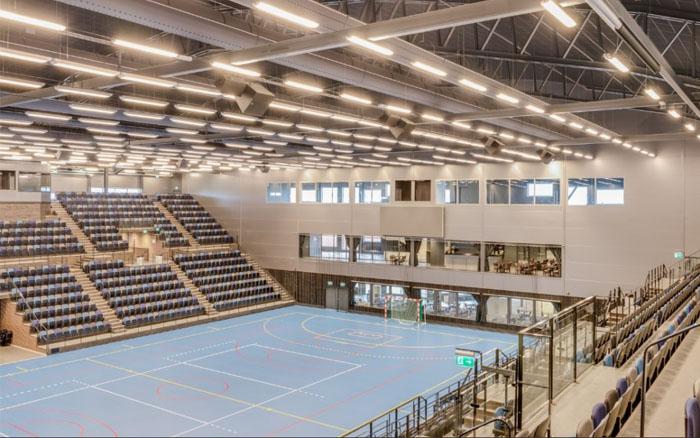 """У Тернополі продовжиться будівництво сучасного мультиспортивного комплексу """"Палац Спорту"""""""