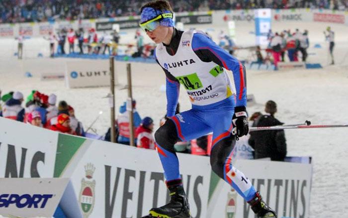 Дмитро Мазурчук зайняв 25-м на Чемпіонаті світу з лижного двоєборства