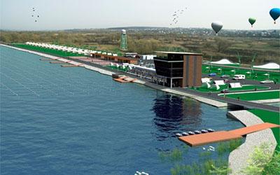 Веслувальний канал коштуватиме Тернополю 15-20 мільйонів