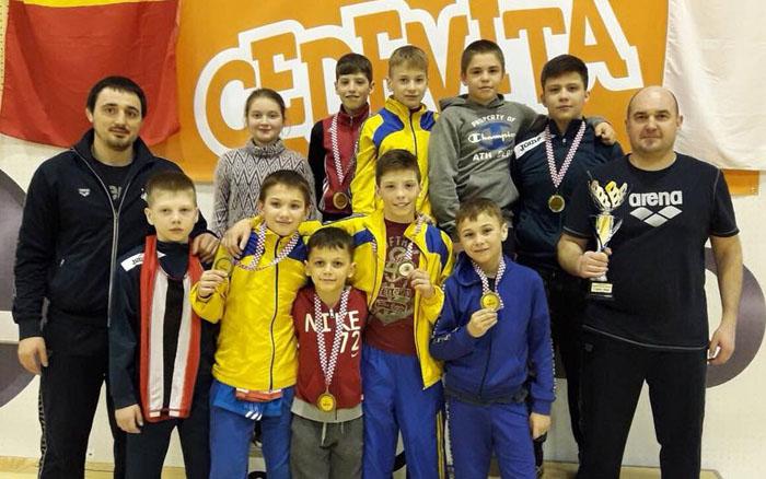 Тернополяни привезли шість нагород з Хорватії