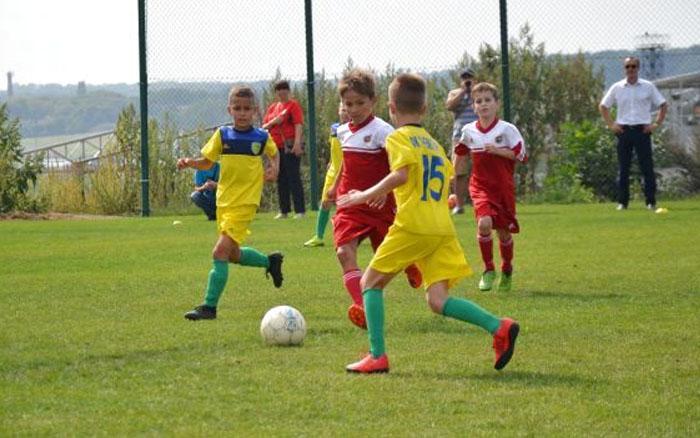 У Тернополі відбудеться Всеукраїнський турнір з футболу серед дітей