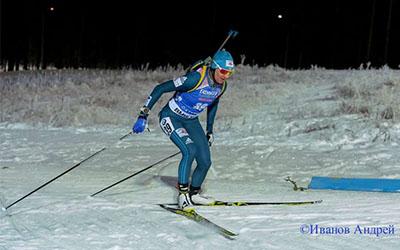 Олена Підгрушна — дев'ята на чемпіонаті світу з біатлону