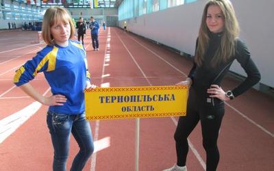 Тернопільські легкоатлети здобули нагороди у Києві та Євпаторії