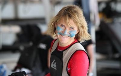 Ольга Маслівець — четверта на етапі кубка світу
