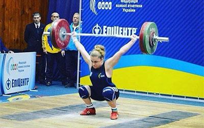 Спортсменка з Тернопільщини отримала