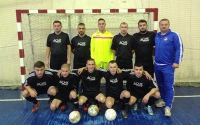 Стартувала Перша футзальна ліга Тернопільщини
