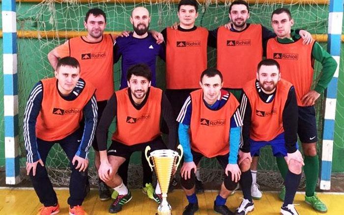 В Теребовлі відбувся турнір випускників Теребовлянської ДЮСШ