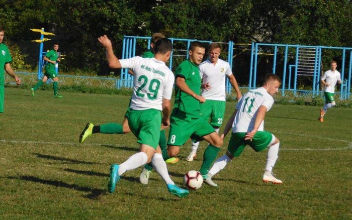 """Теребовлянська """"Нива"""" в кінцівці матчу вирвала перемогу в Заводському"""