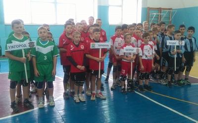 Тернопільські волейболісти виграли І тур чемпіонату України