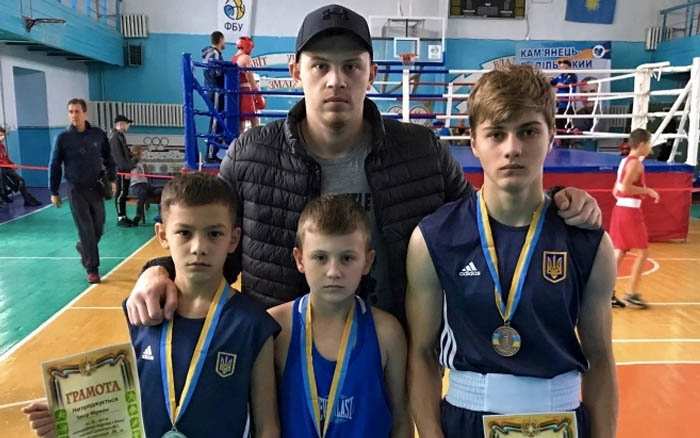 Тернопільські боксери зібрали увесь комплект нагород на Міжнародному турнірі