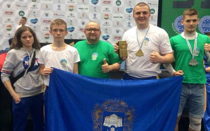 Тернополянин Максим Грейцар став володарем Кубка світу з кікбоксингу