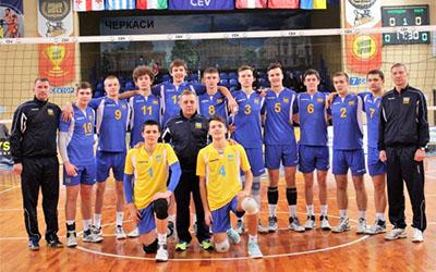 Тернопільські волейболісти у фіналі чемпіонату Європи